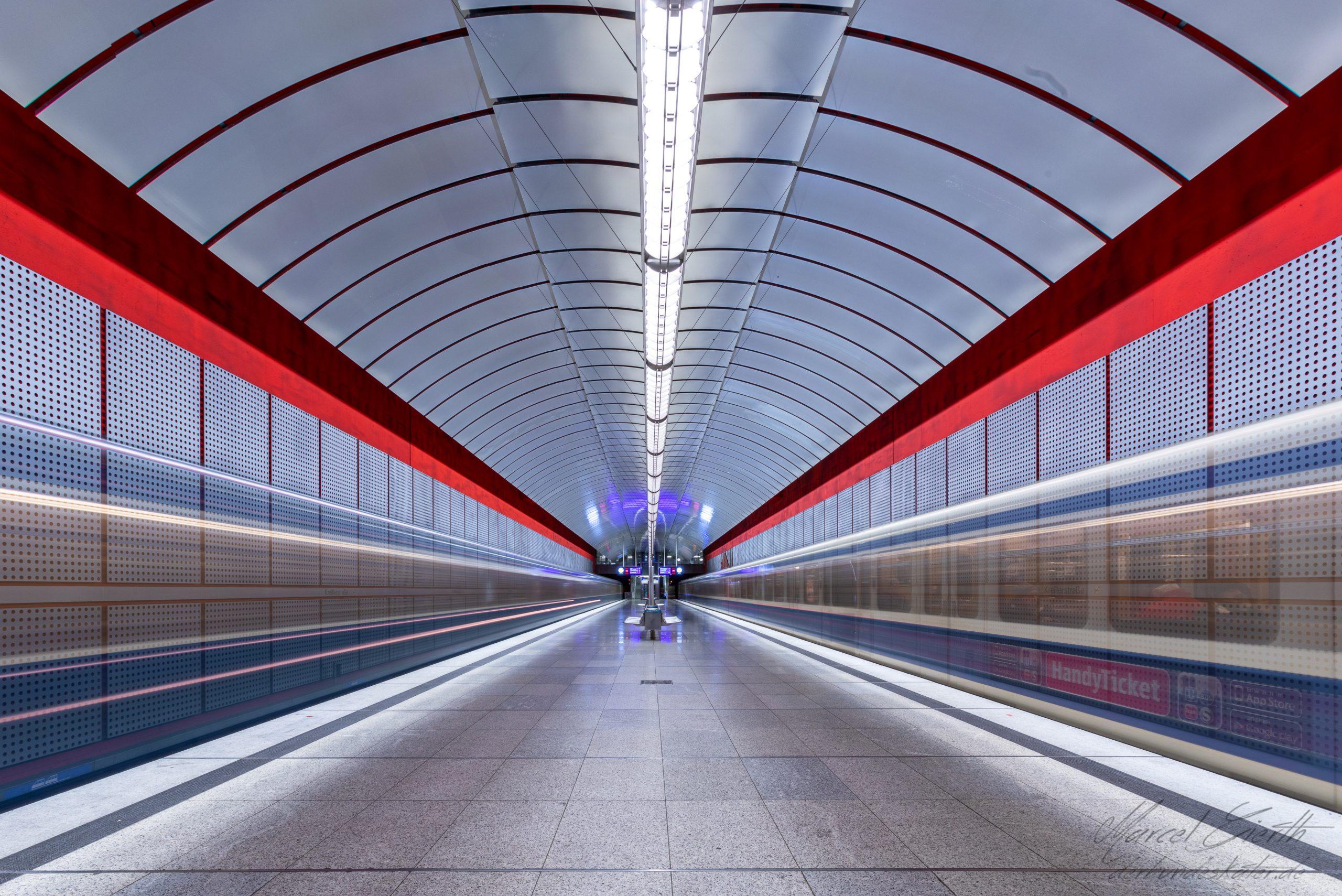 Haltestelle Kreillerstraße