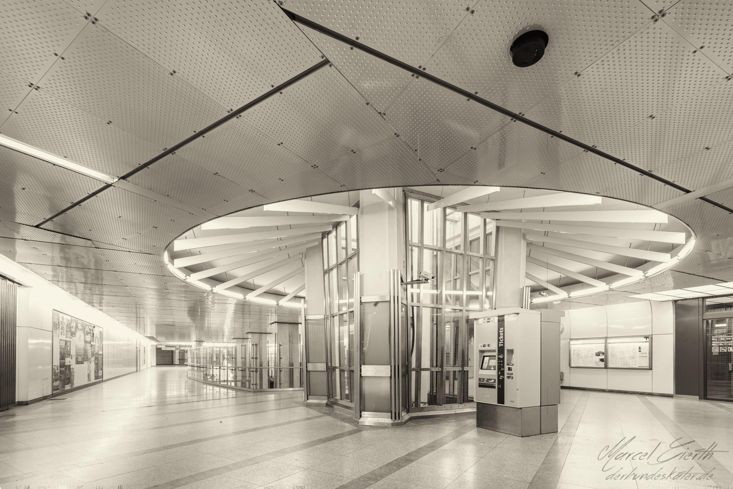 Eingangsbereich Dülferstrasse